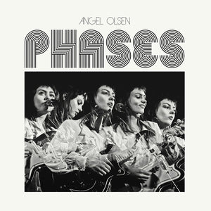 Angel Olsen - Phases LP (Ltd Olive Green Vinyl Edition)