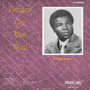 Freddie McKay - Picture On The Wall 2LP
