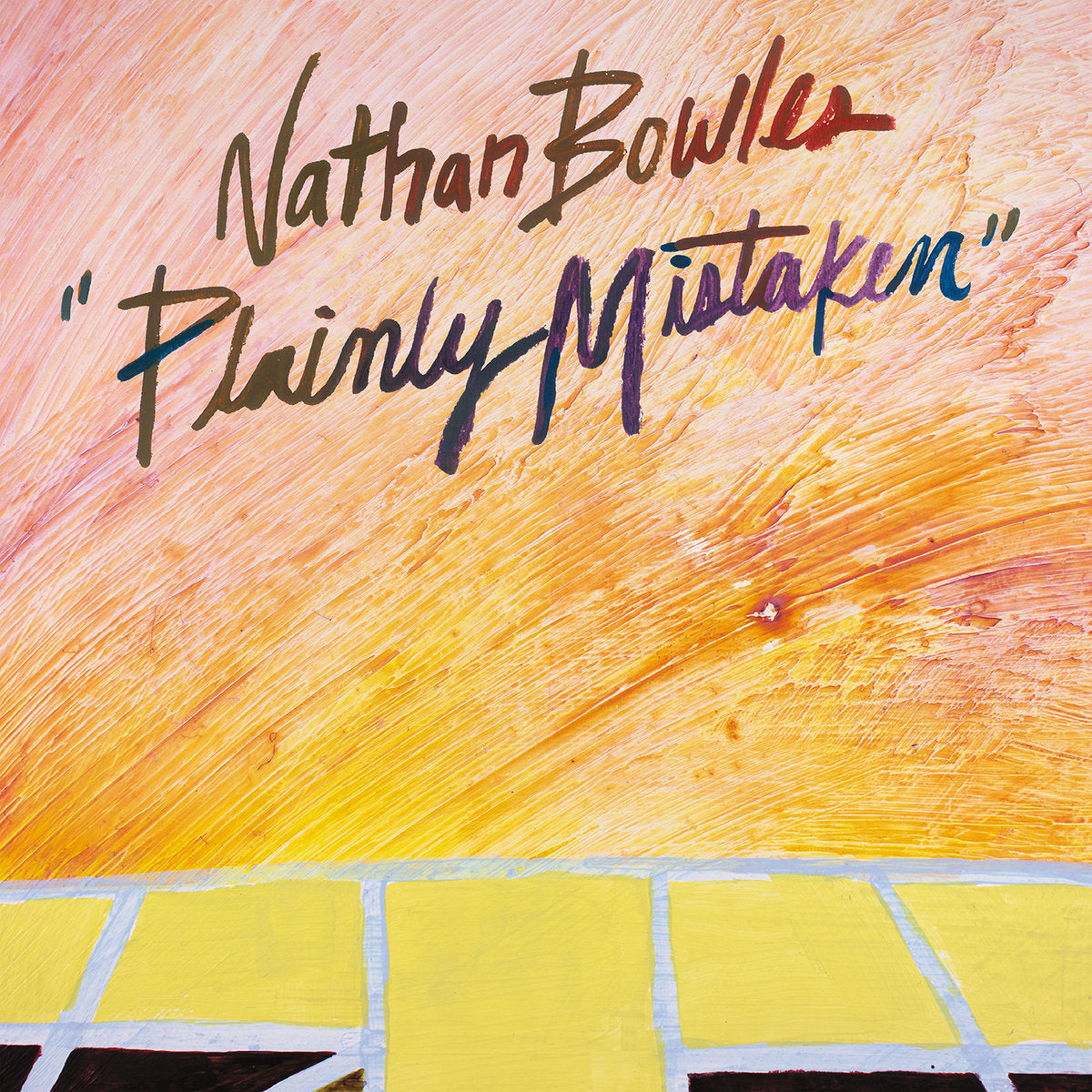 Nathan Bowles - Plainly Mistaken LP