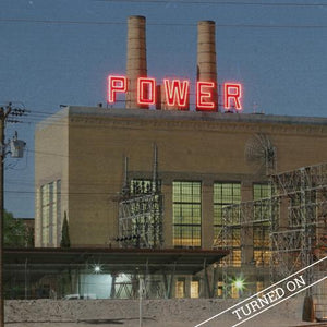 Power - Turned On LP