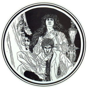 Psychic TV - Allegory & Self LP (White Vinyl Edition)
