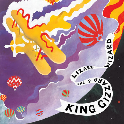 King Gizzard & The Lizard Wizard - Quarters LP