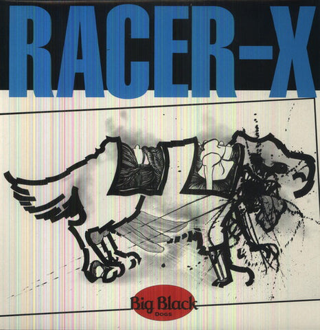 Big Black - Racer X LP