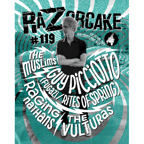 Razorcake: Issue 119 Magazine