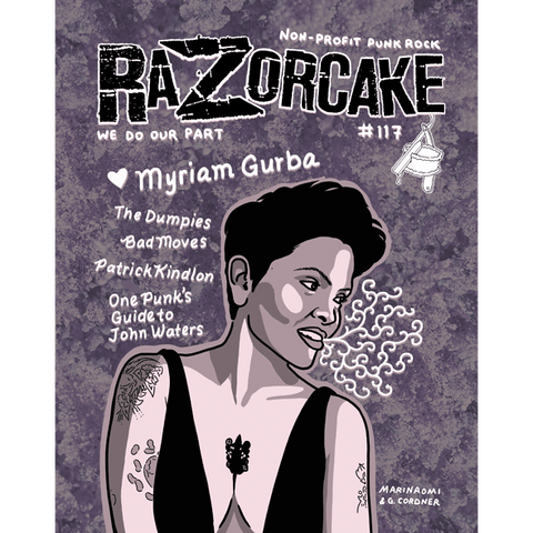 Razorcake: Issue 117 Magazine