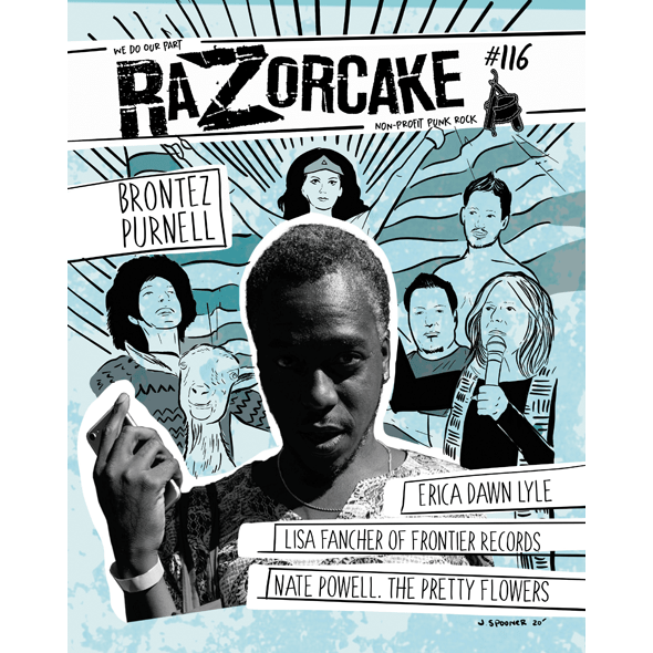 Razorcake: Issue 116 Magazine
