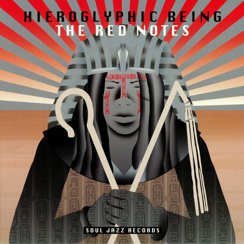 Hieroglyphic Being - The Red Notes 2LP
