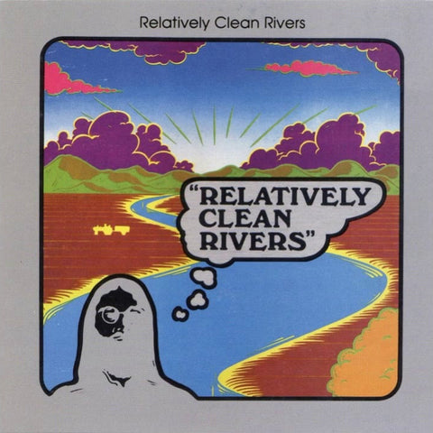 Relatively Clean Rivers - Relatively Clean Rivers LP