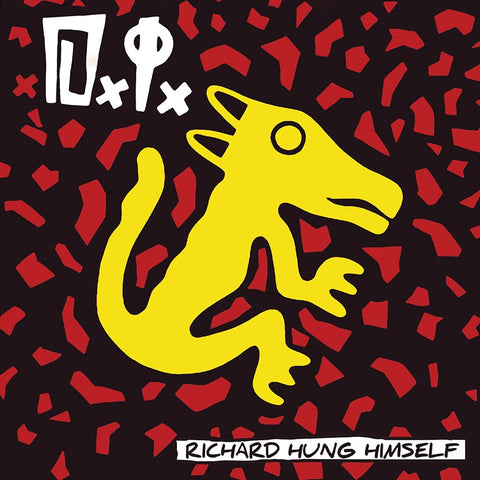 D.I. - Richard Hung Himself LP