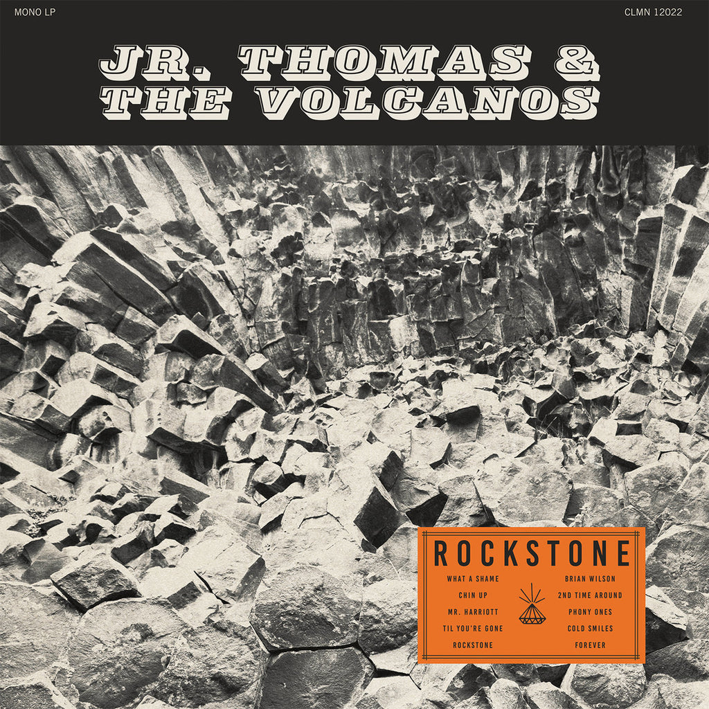 JR Thomas & The Volcanos - Rockstone LP