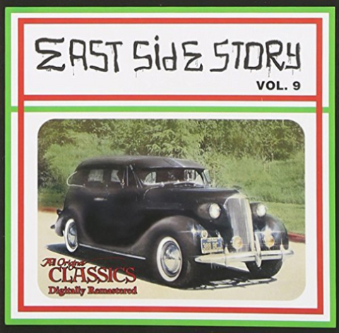 Various - East Side Story, Vol 9 LP