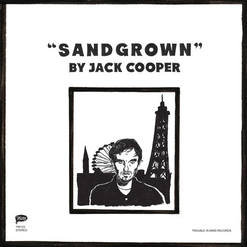 Jack Cooper - Sandgrown (Ltd Orange Vinyl Edition)