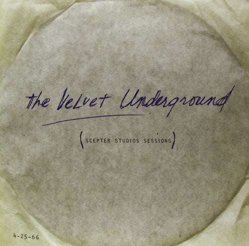 The Velvet Underground - Scepter Studio Sessions LP