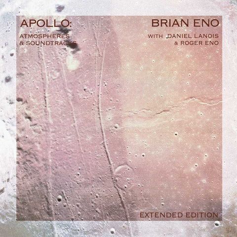 Brian Eno - Apollo: Atmosphere & Soundtracks 2LP