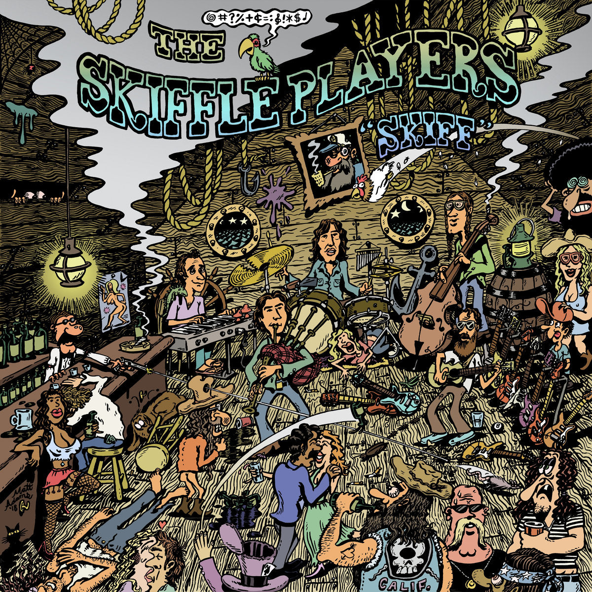 The Skiffle Players - Skiff LP