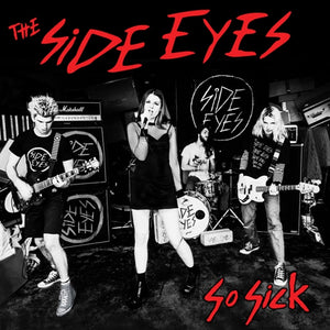 Side Eyes - So Sick LP