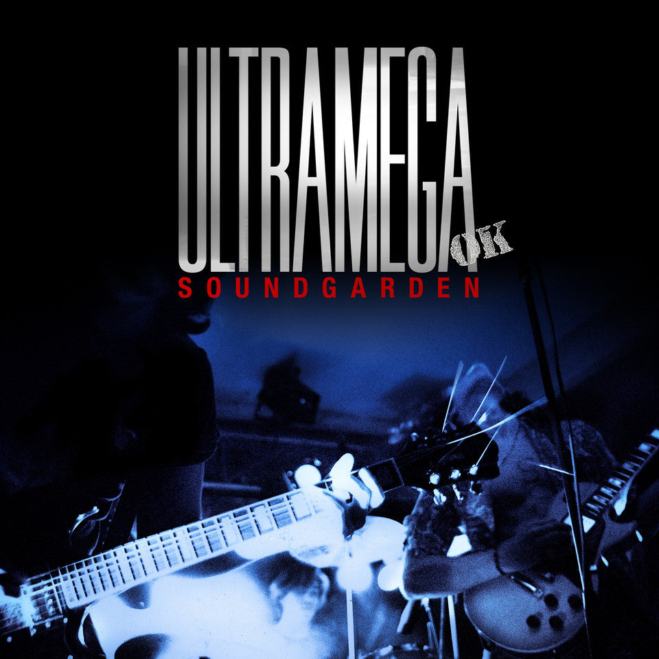 Soundgarden - Ultramega OK DLX 2LP