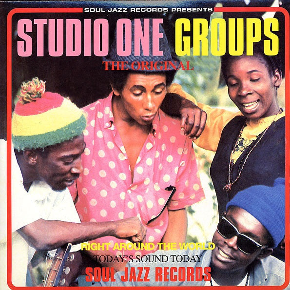 Various - Studio One Groups 2LP