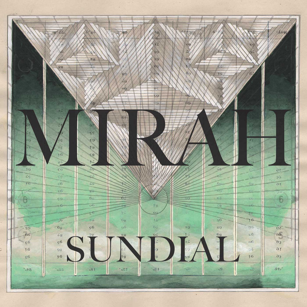 "Mirah - Sundial 12"" (Ltd Clear Vinyl Edition)"