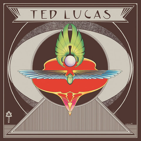 Ted Lucas - Ted Lucas LP
