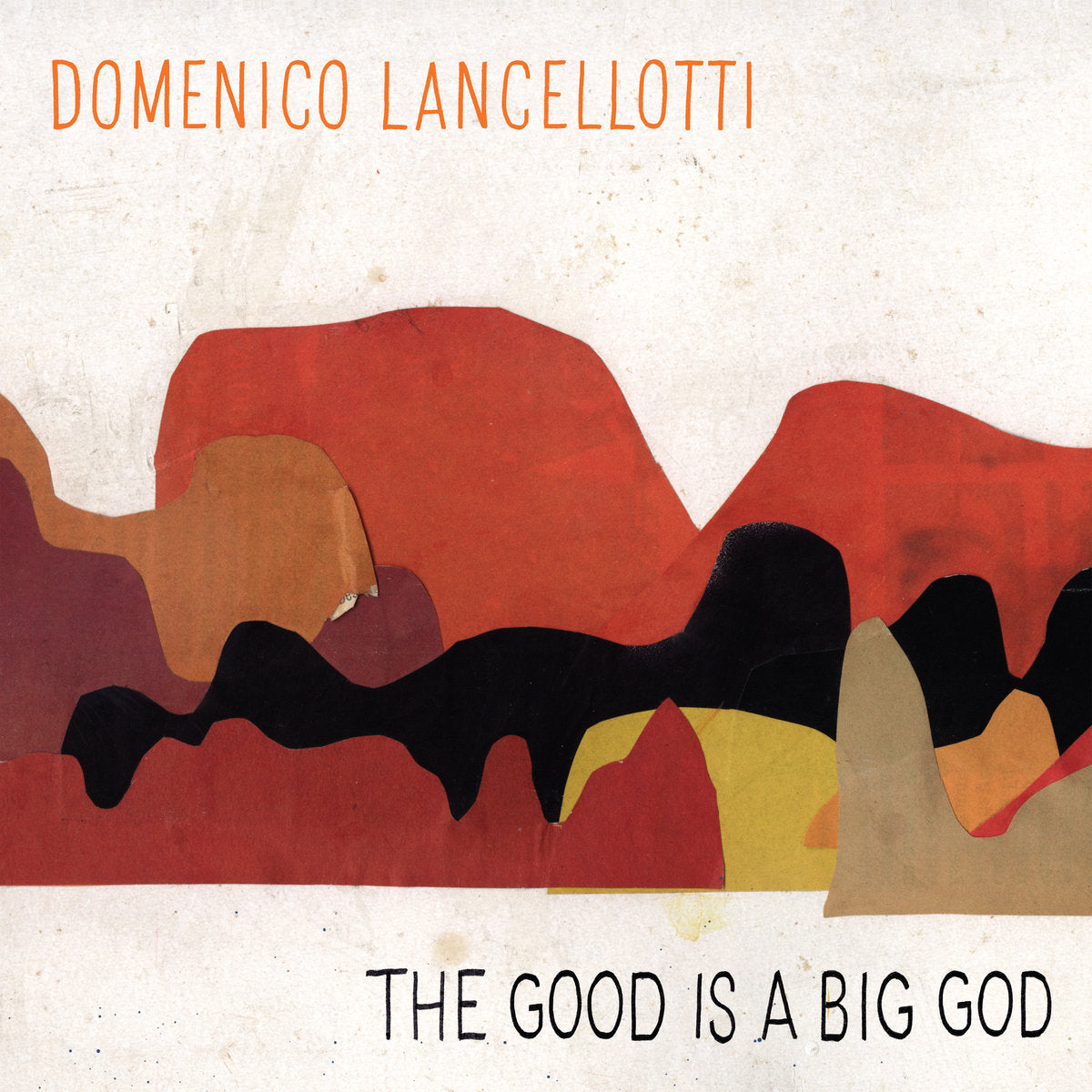 Domenico Lancellotti - The Good is a Big God LP