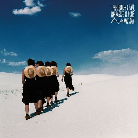 Wye Oak - The Louder I Call, The Faster It Runs LP (Ltd Peak Vinyl Edition)