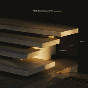 "Keiji Haino / Jim O'Rourke / Oren Ambarchi - This Dazzling, Genuine ""Difference"" Now Where Shall It Go? 2LP"