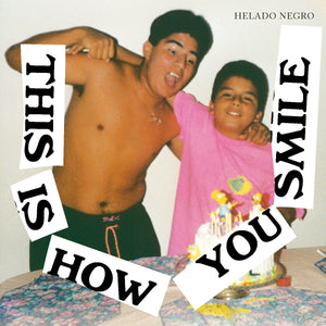 Helado Negro - This Is How You Smile LP