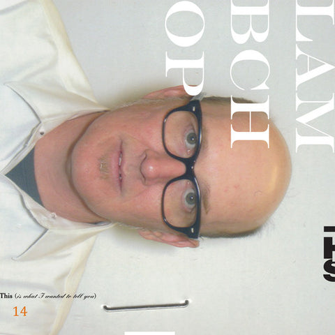 Lambchop - This (Is What I Wanted to Tell You) LP (Ltd Clear Vinyl Edition)