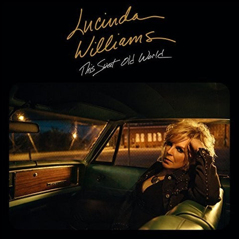 Lucinda Williams - This Sweet Old World 2LP (Ltd Pink Vinyl Edition)