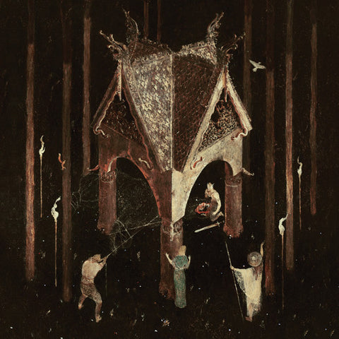Wolves in the Throne Room - Thrice Woven 2LP