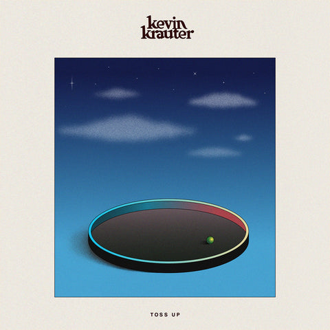 Kevin Krauter - Toss Up LP (Ltd Green Vinyl Edition)