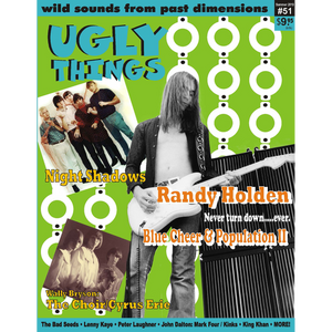 Ugly Things: Issue 51 Magazine