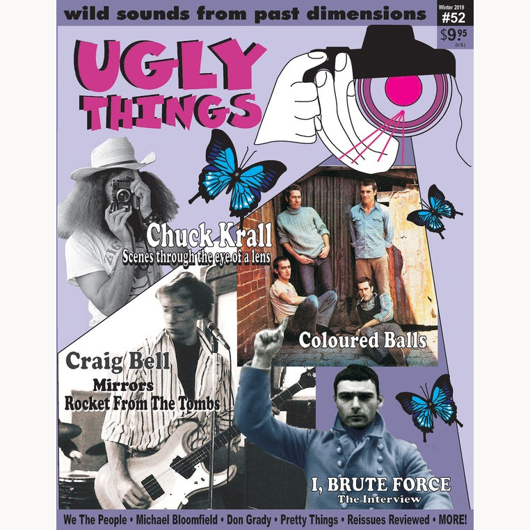 Ugly Things: Issue 52 Magazine
