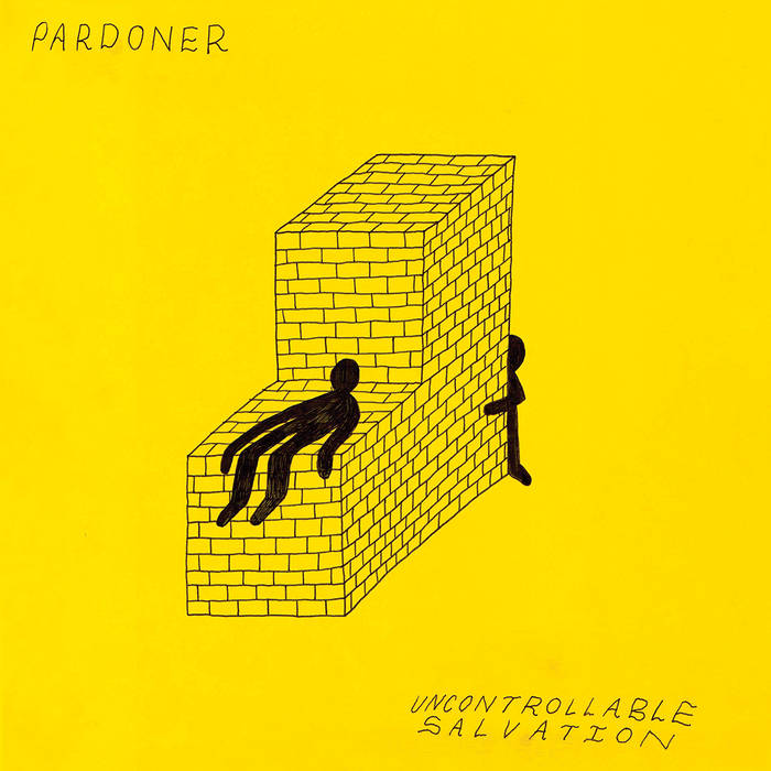 Pardoner - Uncontrollable Salvation LP