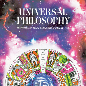 Preacherman - Universal Philosophy: Preacherman Plays T.J. Hustlers Greatest Hits LP