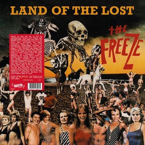 The Freeze - Land of the Lost LP