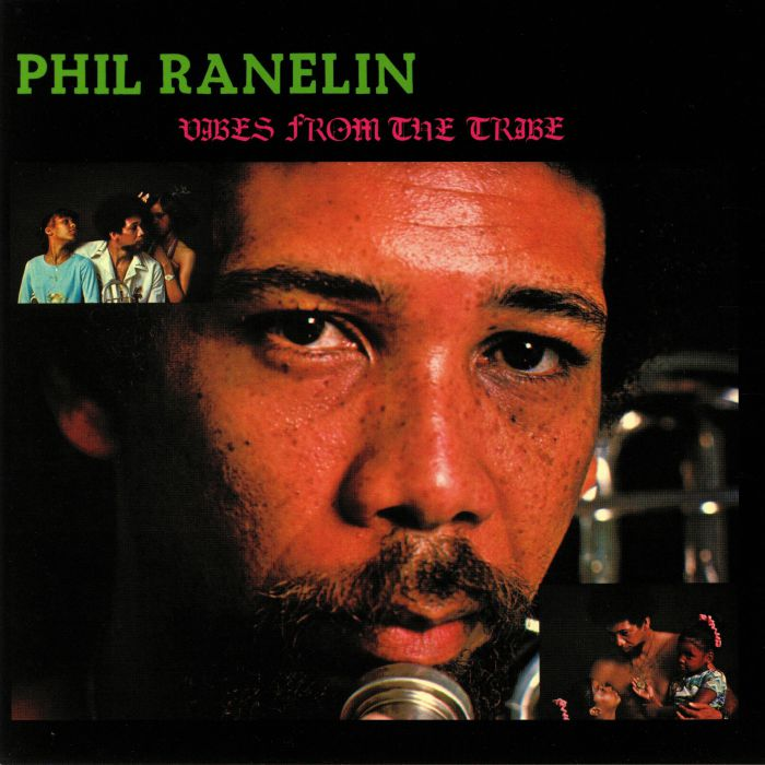 Phil Ranelin - Vibes from the Tribe LP