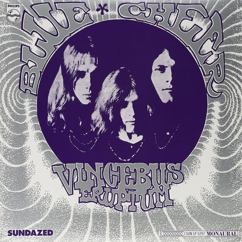 Blue Cheer - Vincebus Eruptum LP (Ltd White Vinyl Edition)