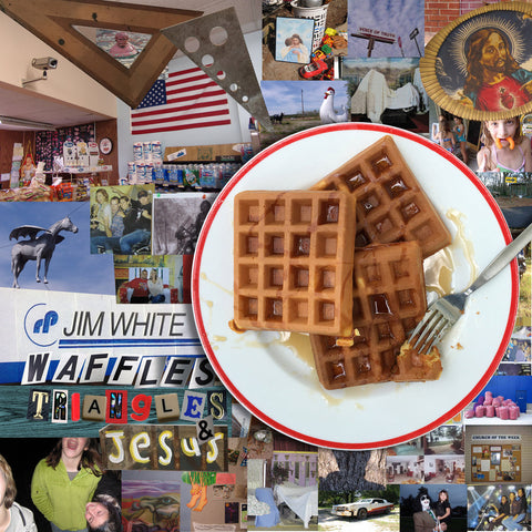 Jim White - Waffles, Triangles & Jesus 2LP
