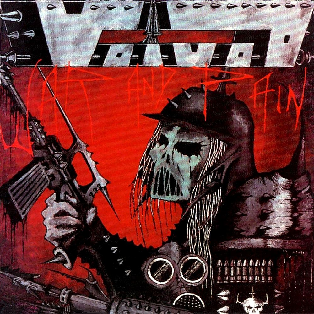 Voivod - War and Pain LP