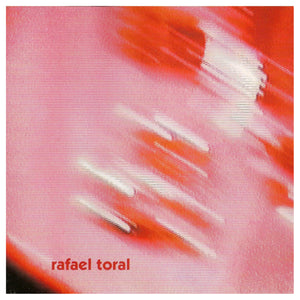Rafael Toral - Wave Field LP