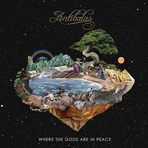 Antibalas - Where The Gods Are In Peace LP