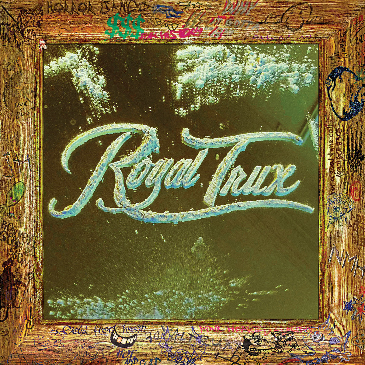Royal Trux - White Stuff LP (Champion Pizza Vinyl Edition)