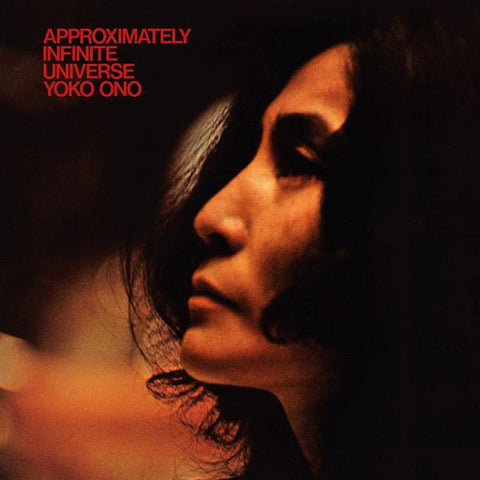 Yoko Ono - Approximately Infinite Universe 2LP (White Vinyl Edition)