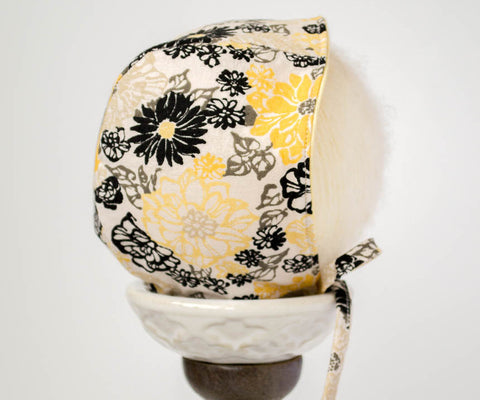 Grace Classic Bonnet (sizes: XS, Med)