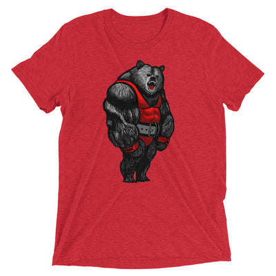 Grizzly Tri-Blend T-Shirt