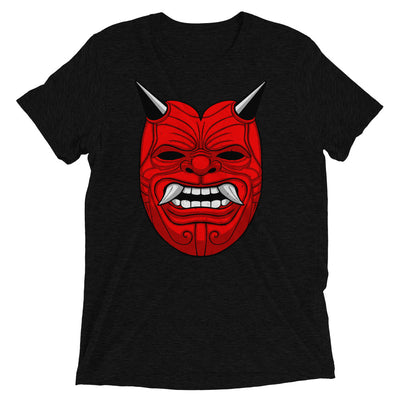 Red Deemon Tri-Blend T-Shirt