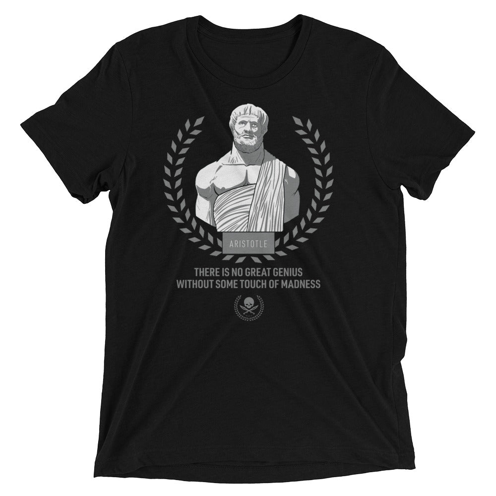 Aristotle Genius Tri-Blend T-Shirt