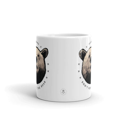 Grizzly Warning Mug